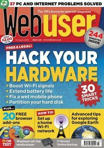 Download Free ebooks Webuser - August 2009