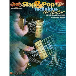 Download Free ebooks Slap & Pop Technique for Guitar - 52 Lick and Lessons