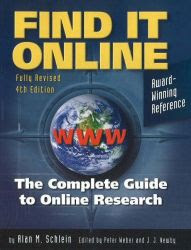 Download Free ebooks Find It Online - The Complete Guide to Online Research