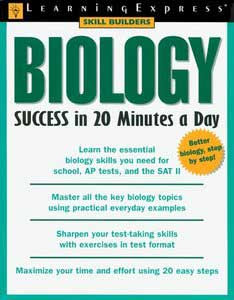 Download free ebooks Biology Success in 20 Minutes A Day
