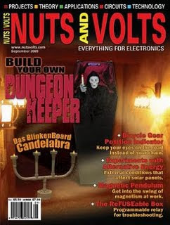 Nuts and Volts - September 2009 Download Free ebooks