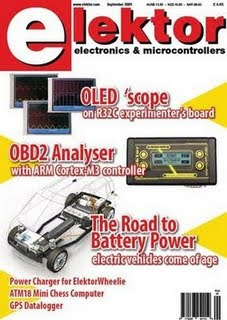 Download Free ebooks Elektor Electronics Magazine - September 2009