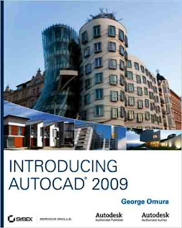 Download Free ebooks Introducing Autocad 2009 and Autocad LT 2009