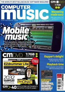 Download Free ebooks Computer Music Magazine 146 - December (2009)