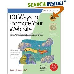 Download Free ebooks 101 ways to promote your web site