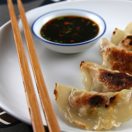 Springville Family Center: Japanese Gyoza