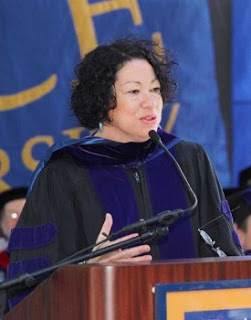 Sonia Sotomayor nominated as first Hispanic Supreme Court Judge