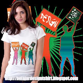 belajar design t-shirt | BELAJAR DESIGN T-SHIRT DEMOS