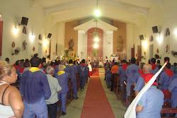 missa do bacamarteiro em Abreu e Lima