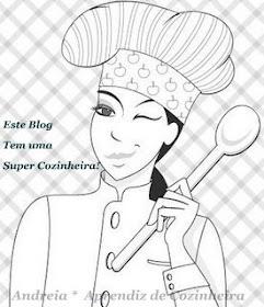 Super cozinheira