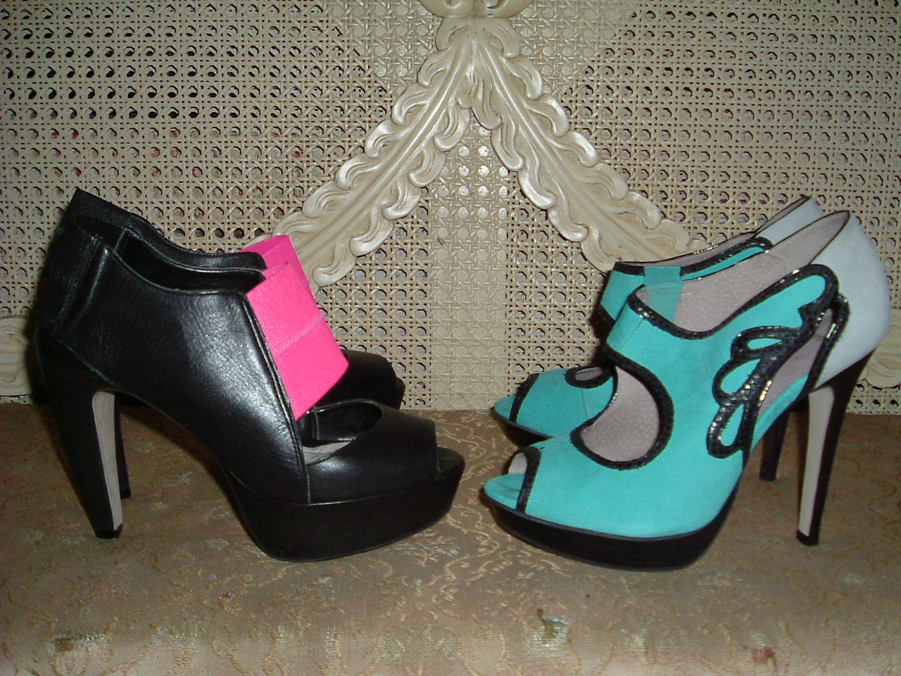 Faith Shoe Boots