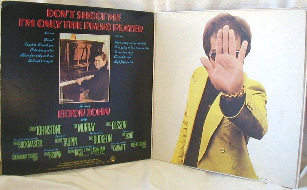 ... Wax Museum: Elton John: