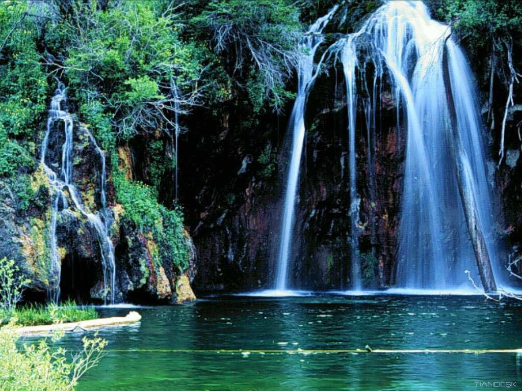 Waterfalls wallpaper 0103