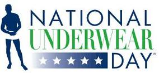 national underwear day logo
