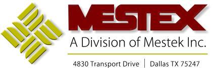 Mestex, Division of Mestek Inc