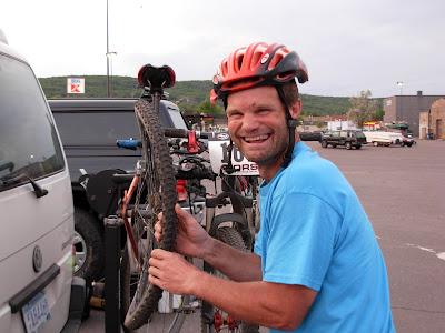 Charlie Farrows Amateur Bike Racing Website  July 2007