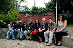 TALLER DE POESIA IMAGO MUNDI.Banco del Libro, Caracas 2007.