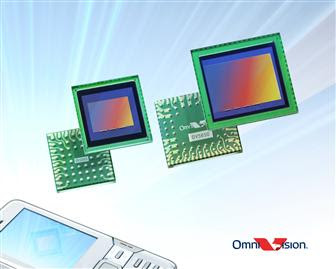 OmniVision 1.75-micron OmniBSI family for mobile phones