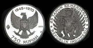 Uang logam Indonesia yang Harganya