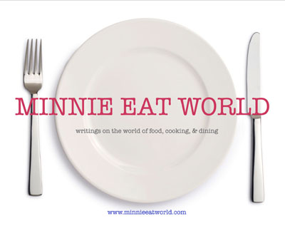 Minnie Eat World