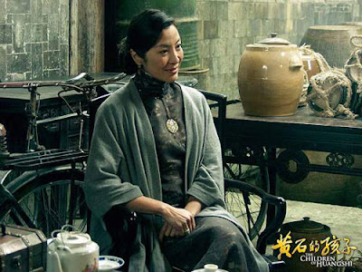 children of huang shi, michelle yeoh