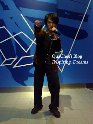 shanghai wax museum, jay chou