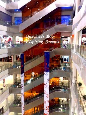 shanghai nanjing road mall