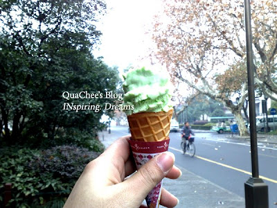hangzhou westlake ice cream