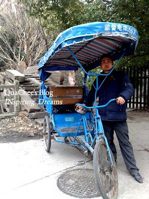wuzhen trishaw