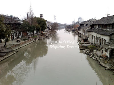 wuzhen old town