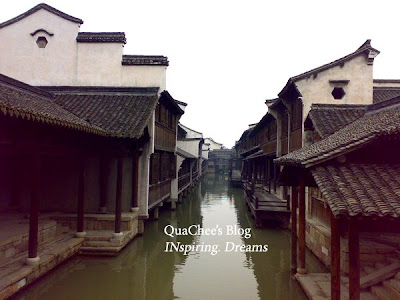 wuzhen, xizha river