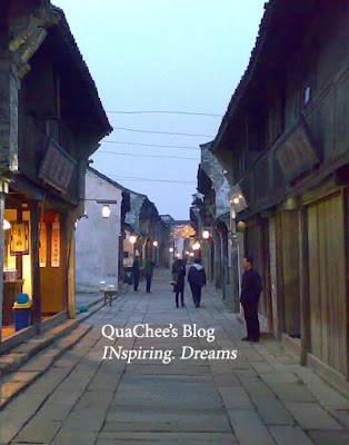wuzhen, xizha lane