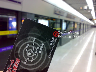 getting around shanghai, shanghai metro card
