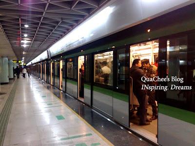 shanghai, metro