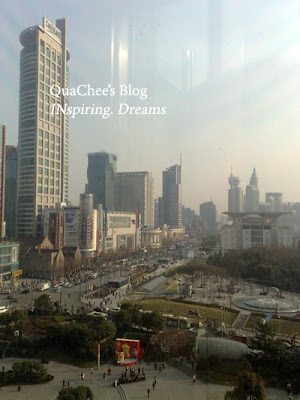 shanghai, place to visit - people square