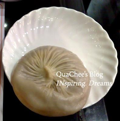 shanghai food, crab dumpling