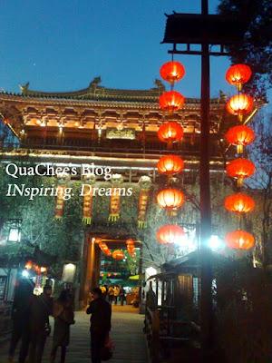song dynasty, park