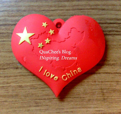china souvenir magnet
