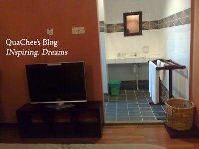 kuching hotel room