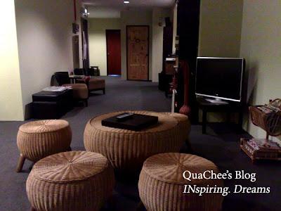 kuching hotel room hall