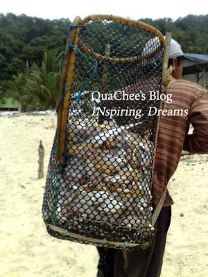 kuching fisherman kampung fisherman