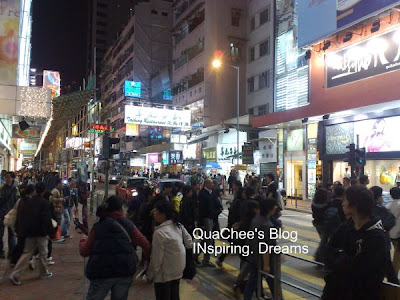 mongkok crowd