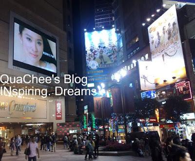 hong kong island times square