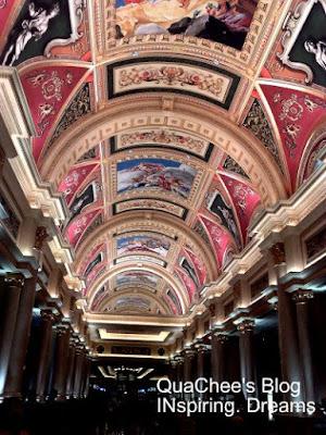 venetian mcau painted ceiling