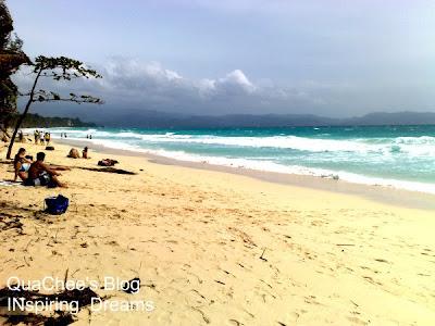 boracay white beach beach