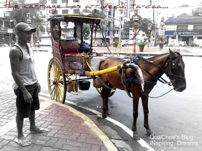 manila chinatown kalesa