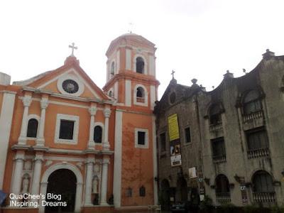 san augustine church