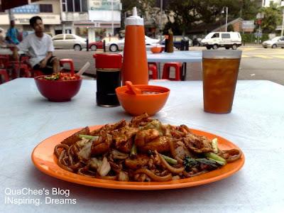malaysia food, kl hokkien mee