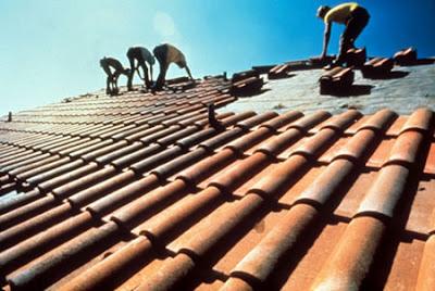 El maestro de obras xavier valderas los tejados - Tejado a un agua ...