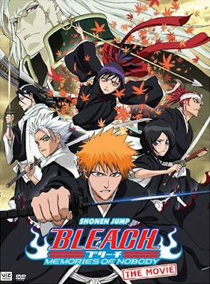 1105263 big Bleach Filme 1 Memórias de Ninguem Memories Of Nobody